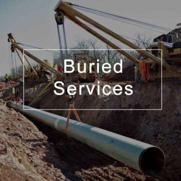 Buried Services