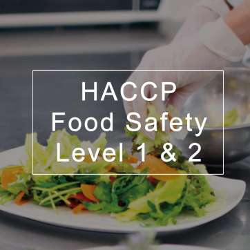 HACCP Food Safety Level 1 & 2