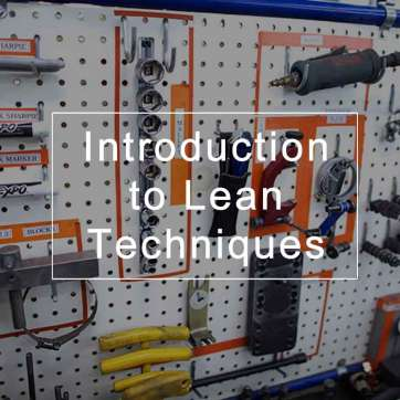 Introduction to Lean Techniques